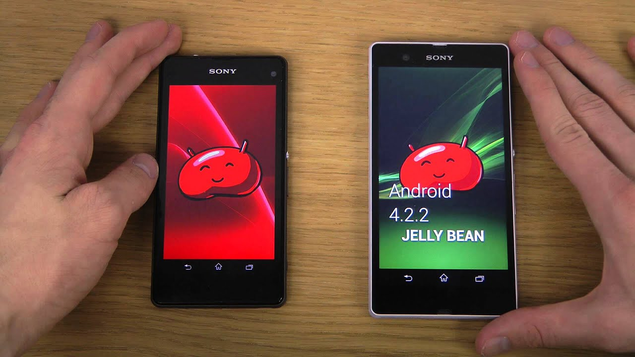 sony xperia z1 compact vs sony xperia z which is faster. Black Bedroom Furniture Sets. Home Design Ideas