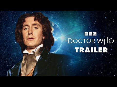 Doctor Who: The Movie - TV Launch Trailer (1996)