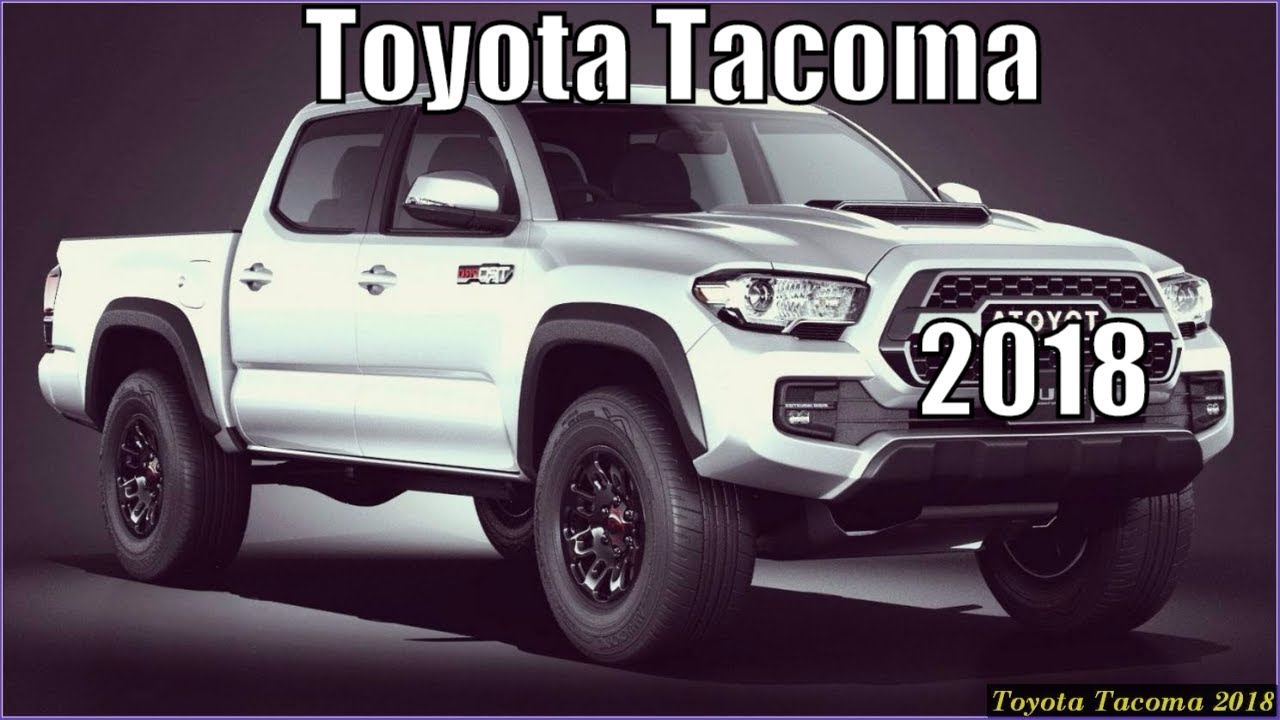 toyota tacoma 2018 tdr sport diesel review youtube. Black Bedroom Furniture Sets. Home Design Ideas