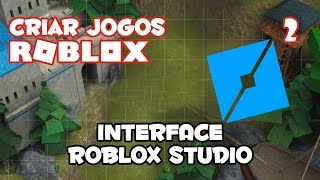 Roblox Studio basic commands [How to create games on Roblox #02]