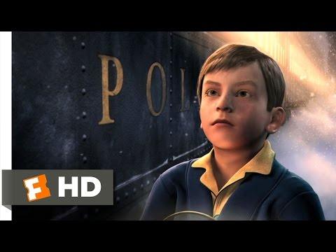 The Polar Express (2004) - All Aboard Scene (1/5) | Movieclips