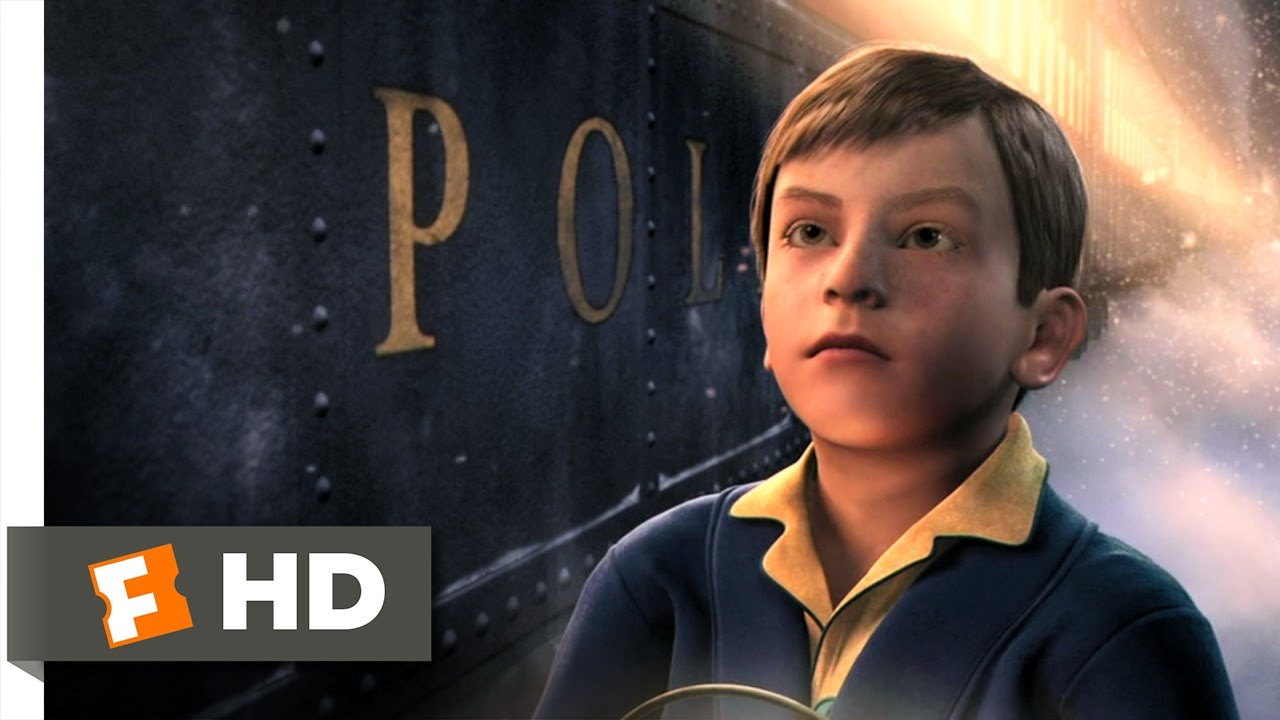 The Polar Express (1/5) Movie CLIP - All Aboard (2004) HD - YouTube