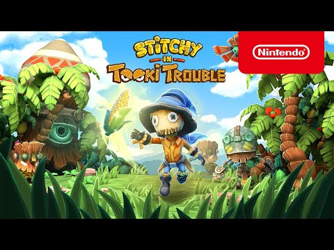 Stitchy in Tooki Trouble - Launch Trailer - Nintendo Switch