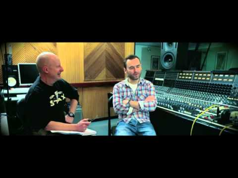 Music Producer Guy Massey talking about production at RAK Studios