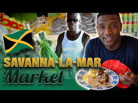 Jamaica Vlog /SAVANNA