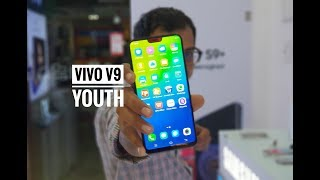 Vivo V9 [ Youth ] unboxing & review ! Dual rear camera