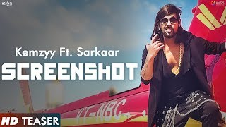 Screenshot Teaser Kemzyy Ft. Sarkaar | New Hindi Song 2017