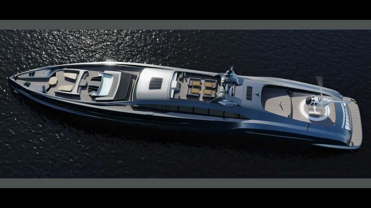 sovereign 105m megayacht designed by gray design youtube