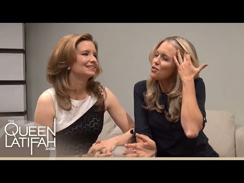 Jessica St. Clair and Lennon Parham Chat Backstage