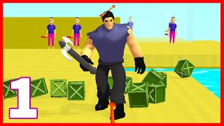 Archer Hero 3D gameplay Part 1 | Archer Hero 3D game (Android,iOS) screenshot 1
