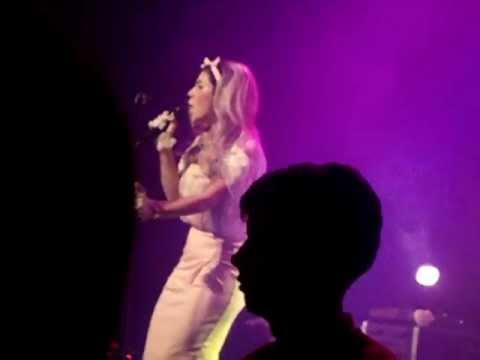 Marina And The Diamonds - HOMEWRECKER @ The Junction, Cambridge 24th Feb 2012