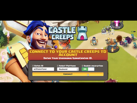 Castle Creeps Hack Generator  – Get Free Coins and Gems - hack castle creeps