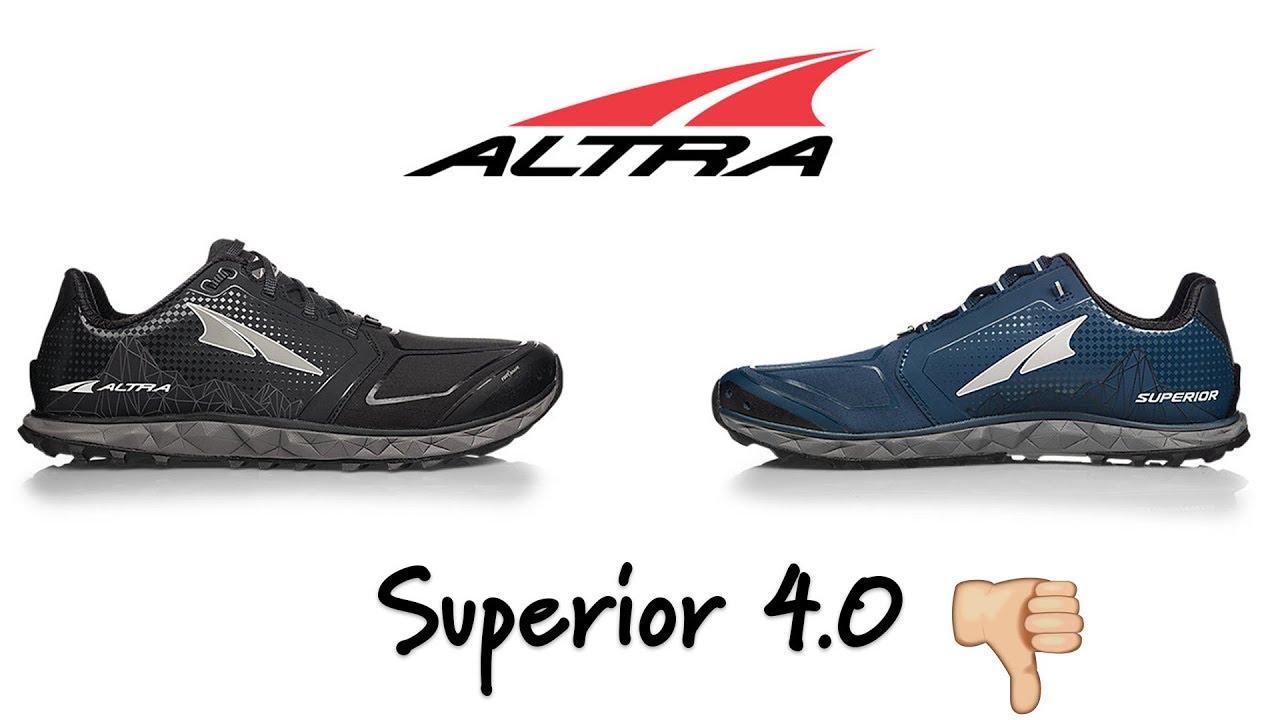Altra Superior 4.0