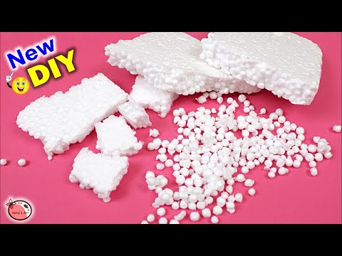 Wall Piece Making Using Waste Thermocol | DIY Room Decor 2018 | Wall Hanging Making at Home Handmade
