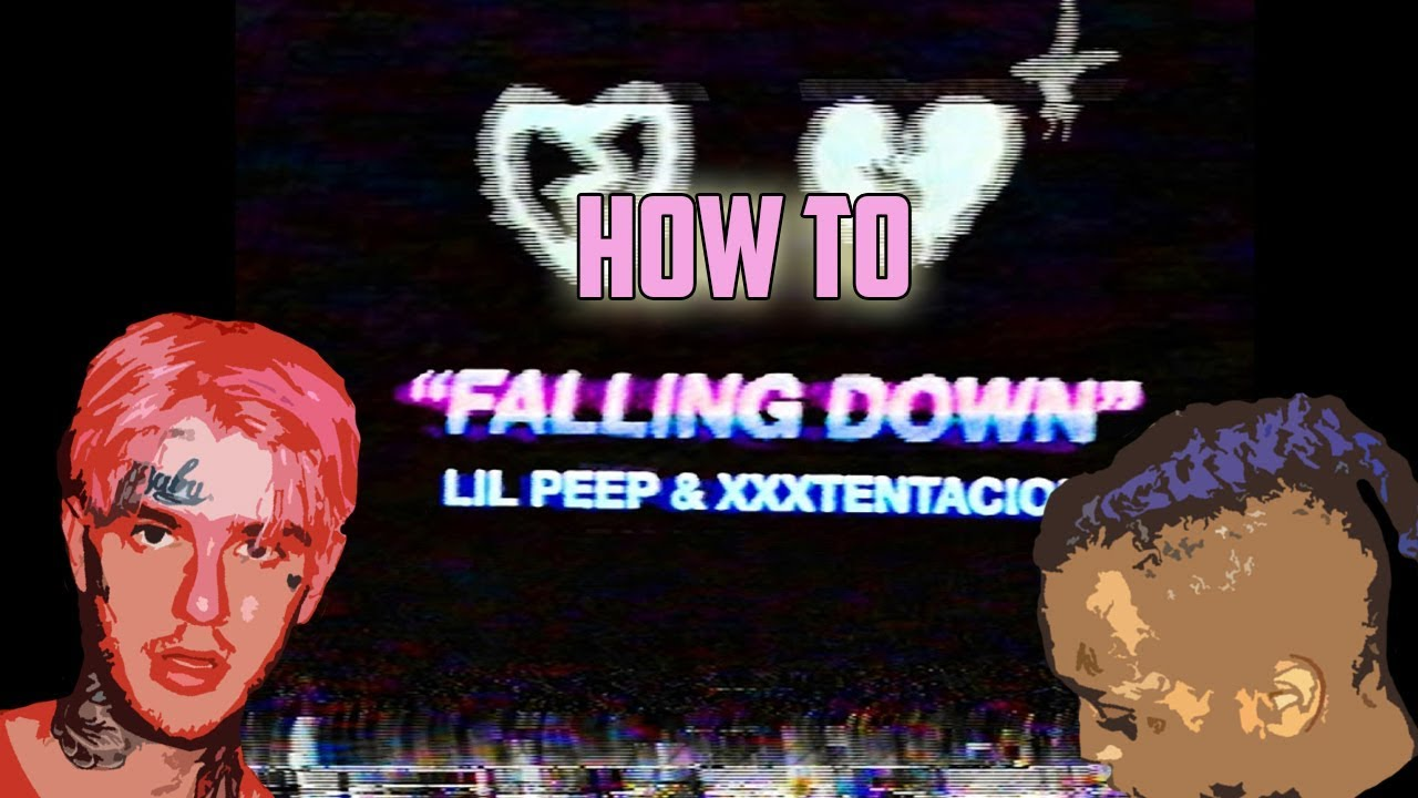 How to sound like lil peep ft Xxxtentacion falling down in Under 5min | FL  Studio Trap Tutorial 2018