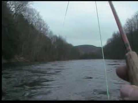 Farmington river fishing bibles spot 87 88 youtube for Farmington river fishing report