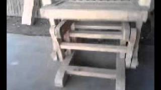 Rocking Chair | Teak Garden Furniture Manufacture | Jepara Indonesia