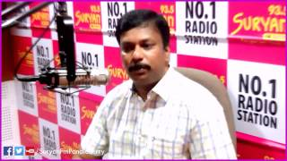 Dr.V.Veerappan | முதுகு தண்டு மற்றும் மூட்டுமாற்று | Top Takkar Doctor