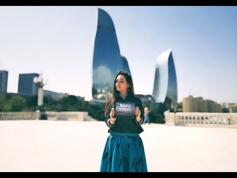 Baku In Frame Azerbaijan 2017 - Travel With Us ©