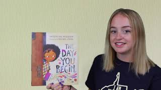 """The Day You Begin"" PBS Race & Diversity Book Series from Morgan County Partnership"