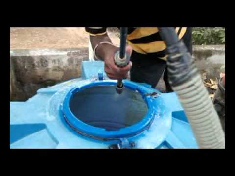 New Technology Water Tank Cleaning Service Call 9342707808
