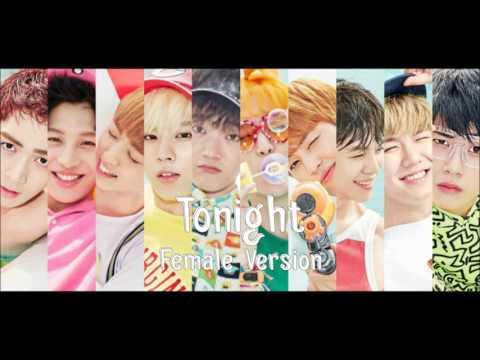 UP10TION - Tonight [Female Version]