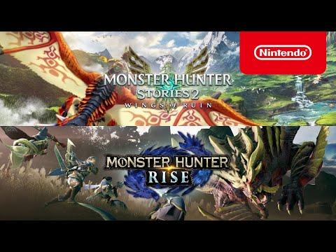 Monster Hunter Stories 2: Wings of Ruin amiibo Bonus
