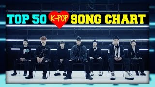 [TOP 50] K-POP SONGS CHART - APRIL 2016 (WEEK 3)