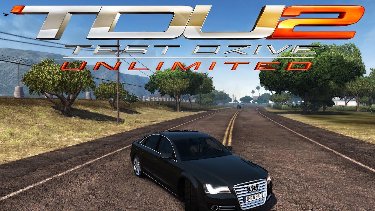 Patch de Test Drive Unlimited 166A