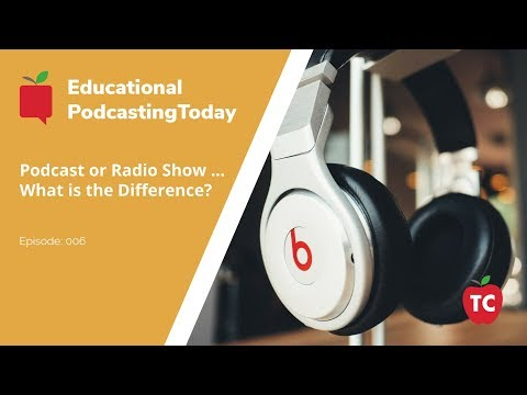 Podcasting Vs Radio Show Hosting | Featuring Rob Greenlee