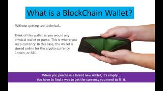 USI TECH Training - How To Fund BlockChain.info Wallet