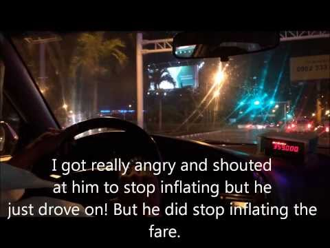 Vlog #4 - First Hand Experience Of Saigon Taxi Scam!