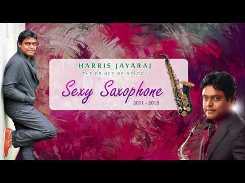 Harris Jayaraj's Saxophone bits in tracks