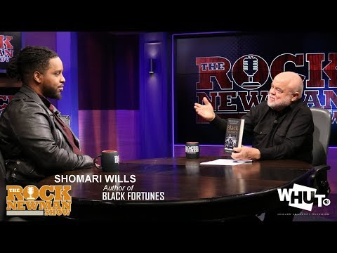 Black Fortunes on The Rock Newman Show