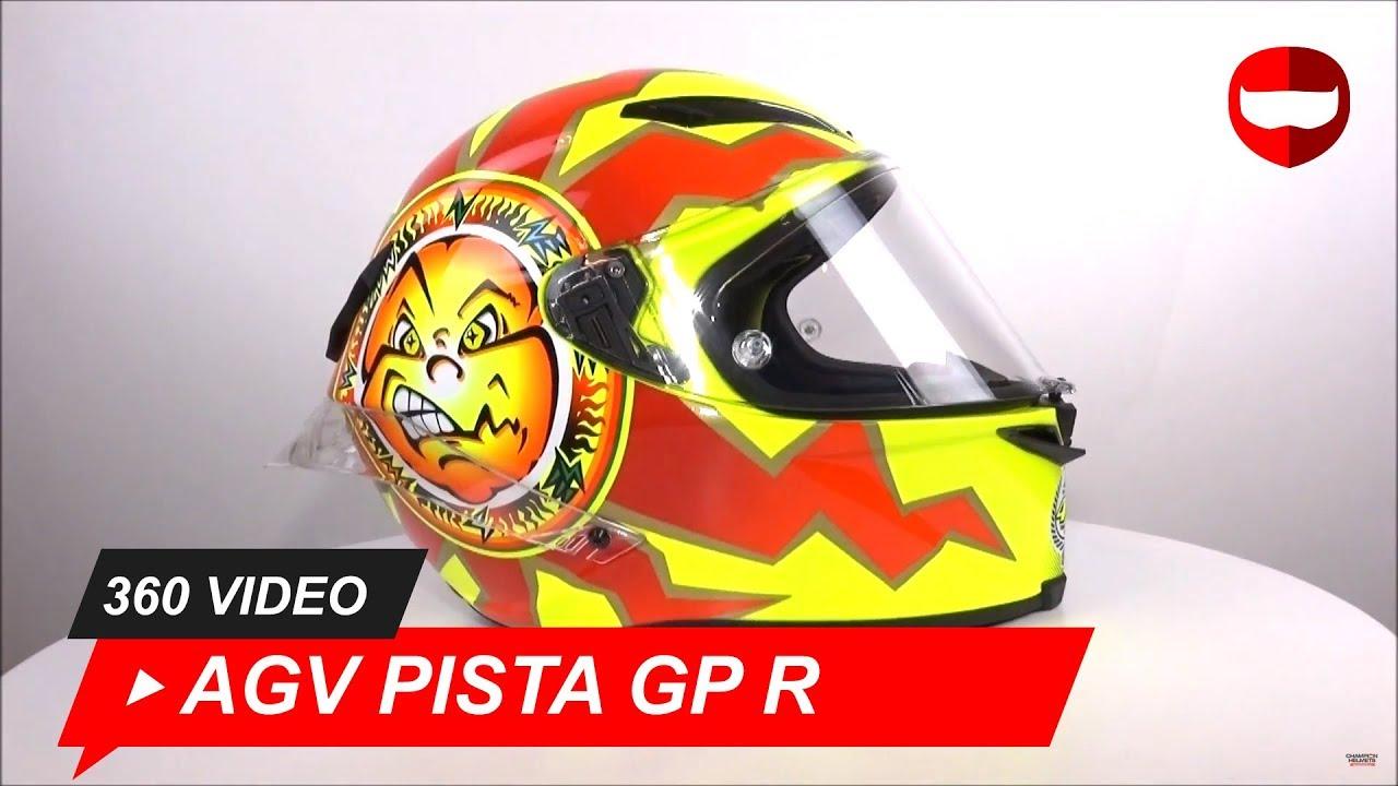 a03b714e AGV Pista GP R 20 Years Helmet - ChampionHelmets.com - YouTube