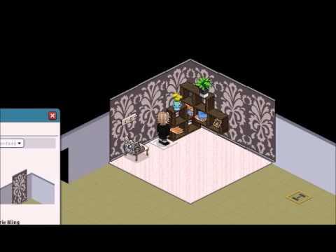 Habbo bureau classe d youtube for Wibbo me