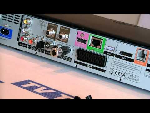 hook up av receiver connections