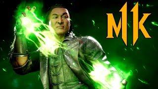 SHANG TSUNG - Mortal Kombat 11 EXCLUSIVE Gameplay - Fatalities, Fatal Blows, Cinematics & More