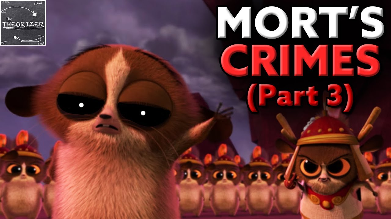 Download All Hail King Julien: DISSECTED! - Madagascar (Mort: Part 3) [Theory]