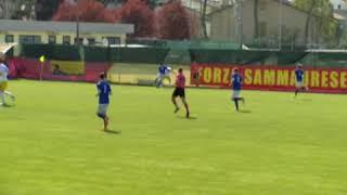 Serie D Girone D Sammaurese-Sangiovannese 1-2