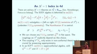 Some Tools for Exploring Supersymmetric RG Flows - Thomas Dumitrescu