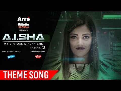 A.I.SHA My Virtual Girlfriend Season 2 | Theme Song