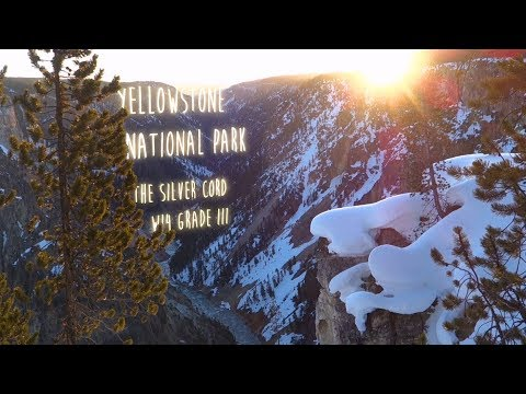 Yellowstone Ice Climbing
