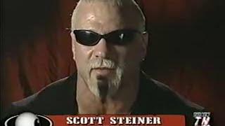 Big Poppa Pump Scott Steiner signs with WWE