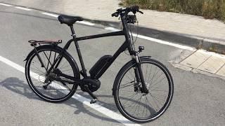 E-bike Ortler Bozen Performance E-Trekking 2018
