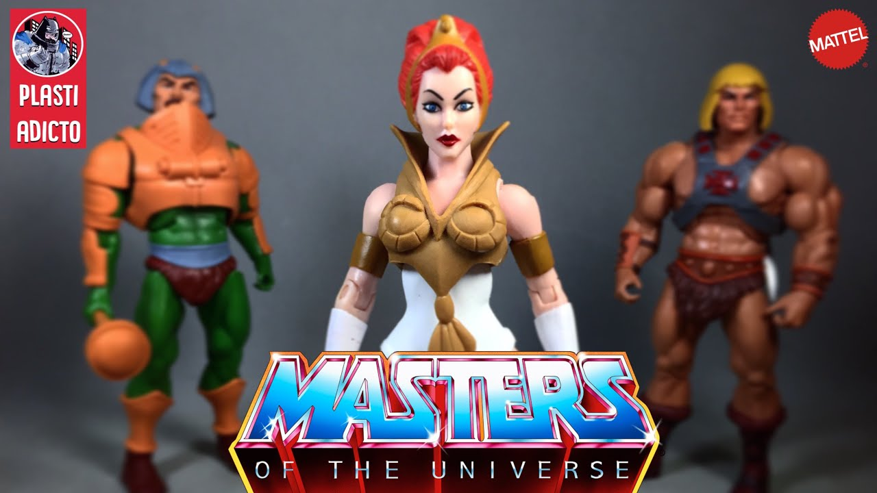 Filmation Teela He-man And The Masters of the Universe figure Super 7 NEW