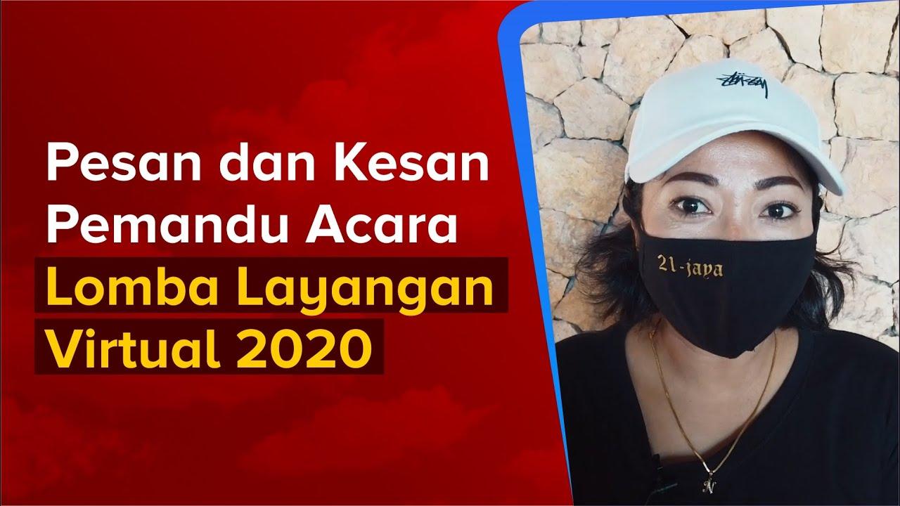 Download PESAN & KESAN - MC LOMBA LAYANGAN VIRTUAL 2020 || Sirah Bali Info