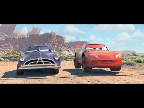 Cars Music Video (Sheryl Crow - Real Gone)