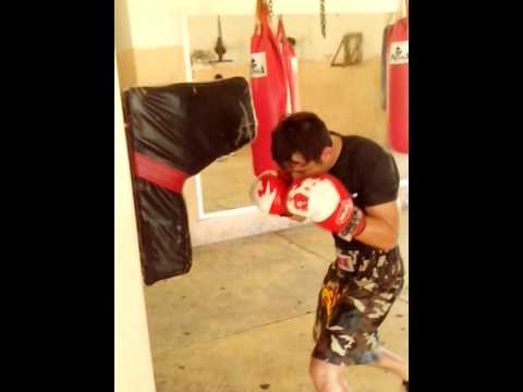 Boxeo Cubano Team Nuñez Cancun - Entrenamiento Duro - YouTube