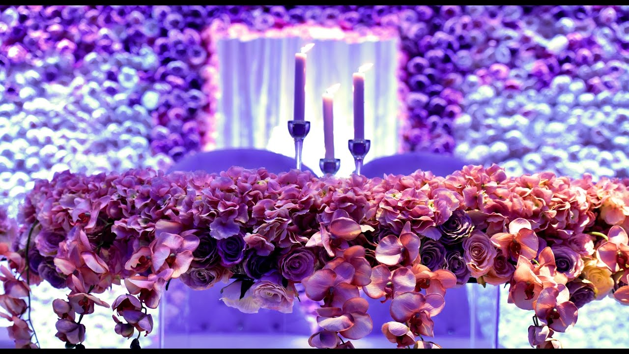 Amazing Wedding Decor Capture By Prime Films Sikh Wedding